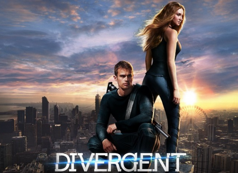 Are The Two Main Characters In Divergent Dating