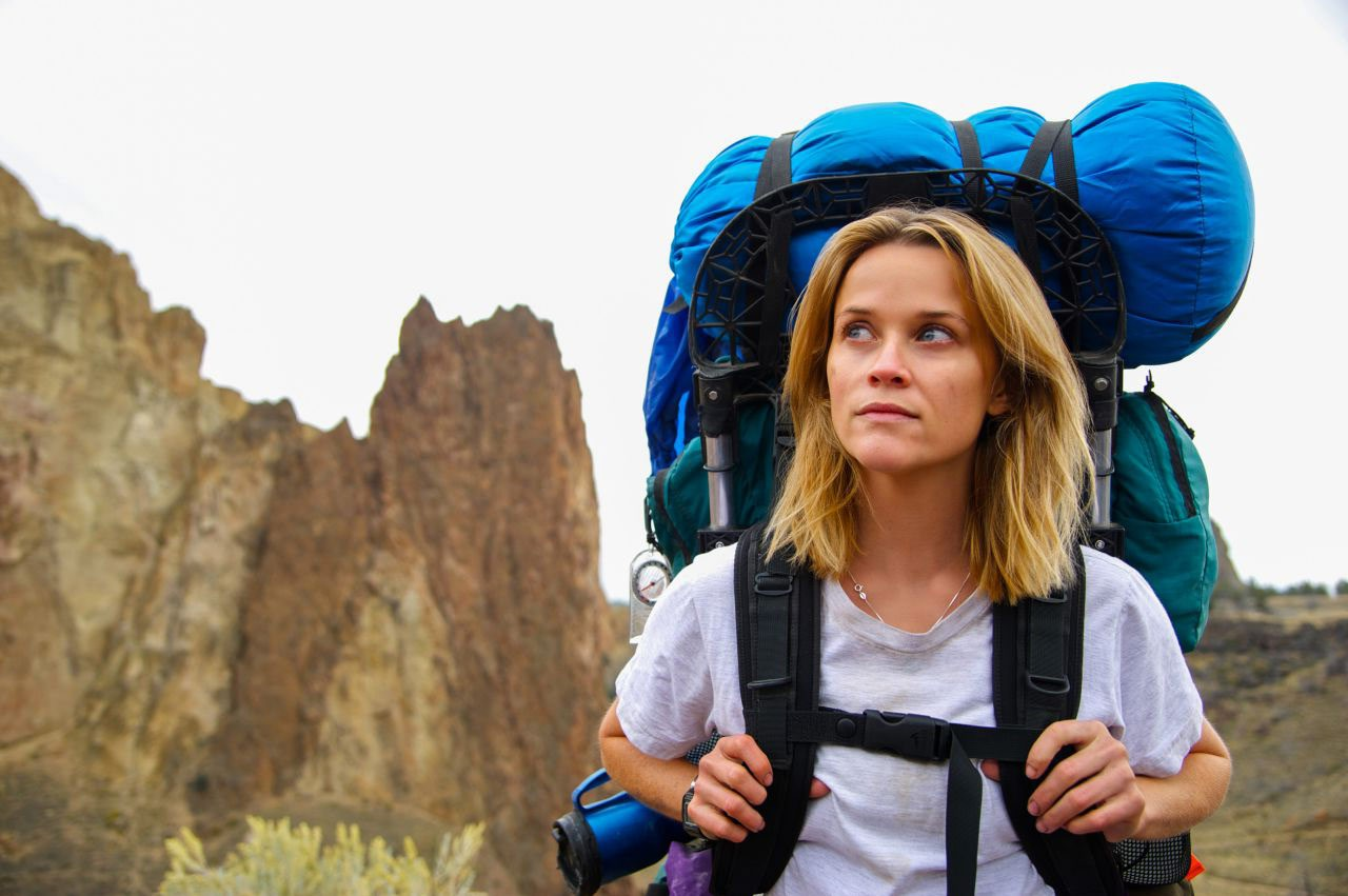 review �wild� starring reese witherspoon and laura dern