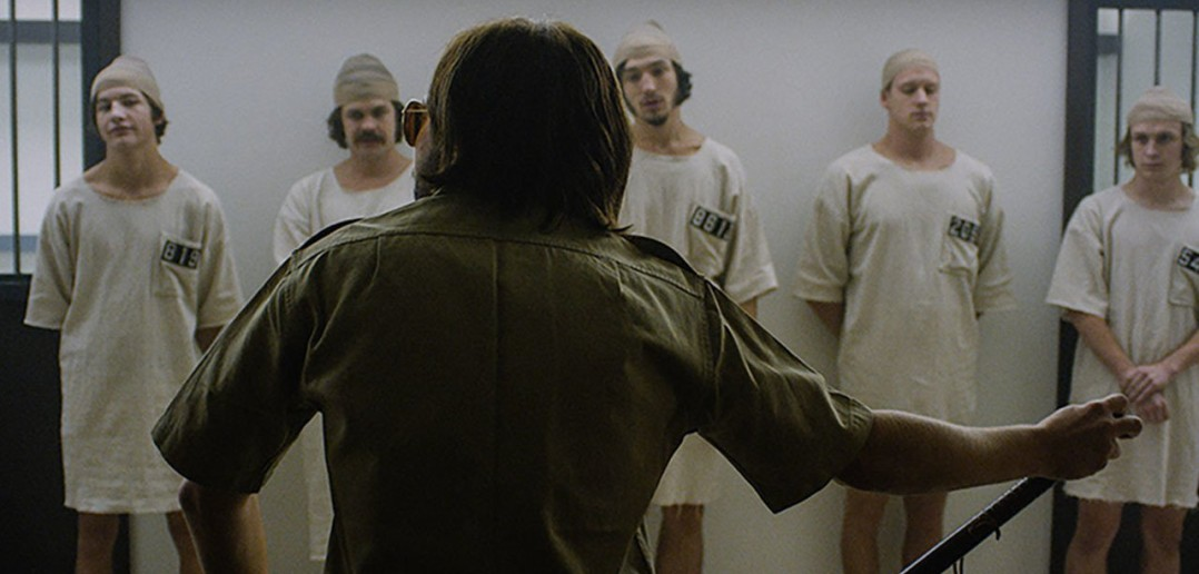 "Image from the movie ""The Stanford Prison Experiment"""