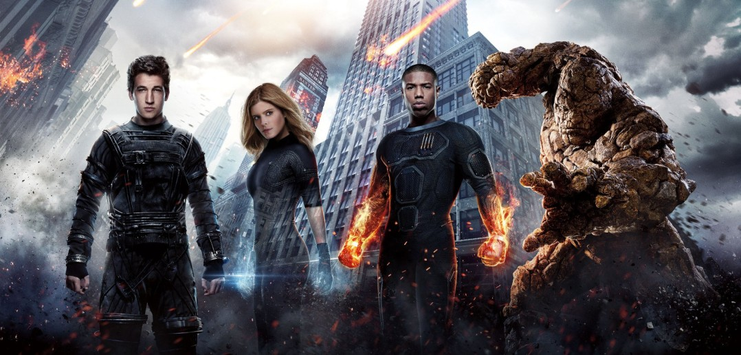 "Image from the movie ""Fantastic Four"""
