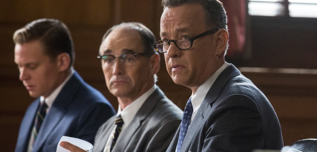 """Image from the movie """"Bridge of Spies"""""""