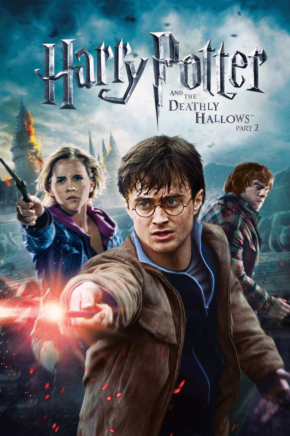 Harry Potter and the Deathly Hallows: Part 2  Harry Potter an...