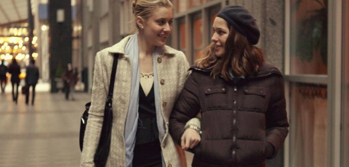 """Image from the movie """"Mistress America"""""""