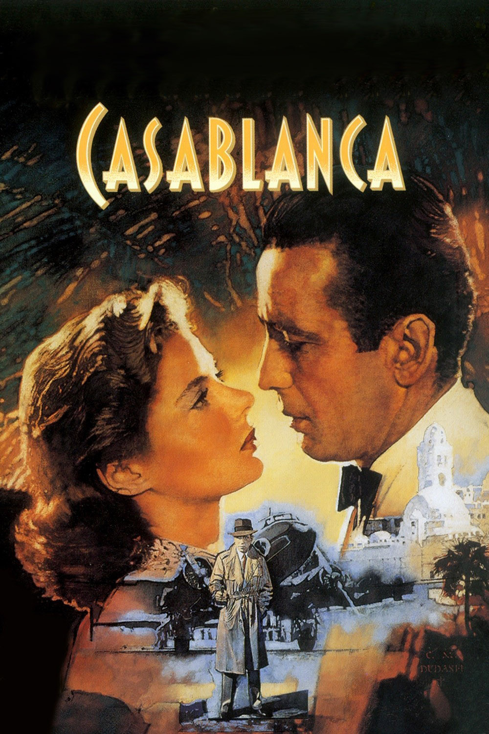 a movie review of casablanca a timeless classic starring humphrey bogart and ingrid bergman Posts about casablanca movie review written by hookedonfilmwa hooked on film movie reviews of major hollywood blockbusters, independent films and west australian films menu skip to content home about casablanca movie review hollywood retro film festival – casablanca november 28, 2015 november 28.