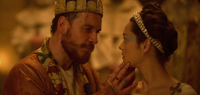 """Image from the movie """"Macbeth"""""""