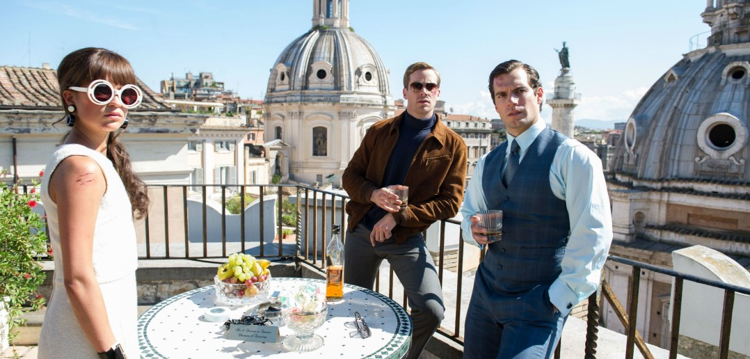 "Image from the movie ""The Man from U.N.C.L.E."""
