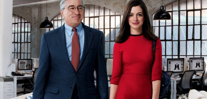 "Image from the movie ""The Intern"""