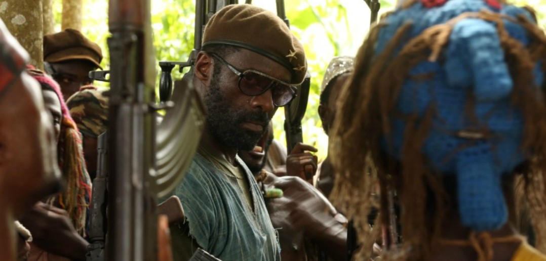 "Image from the movie ""Beasts of No Nation"""