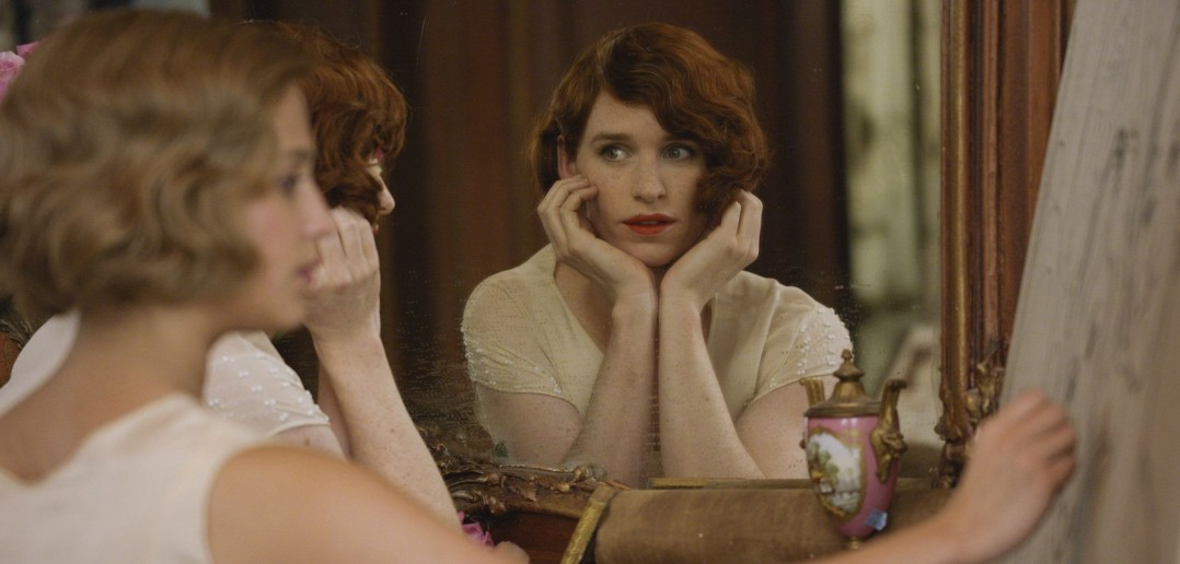 "Image from the movie ""The Danish Girl"""