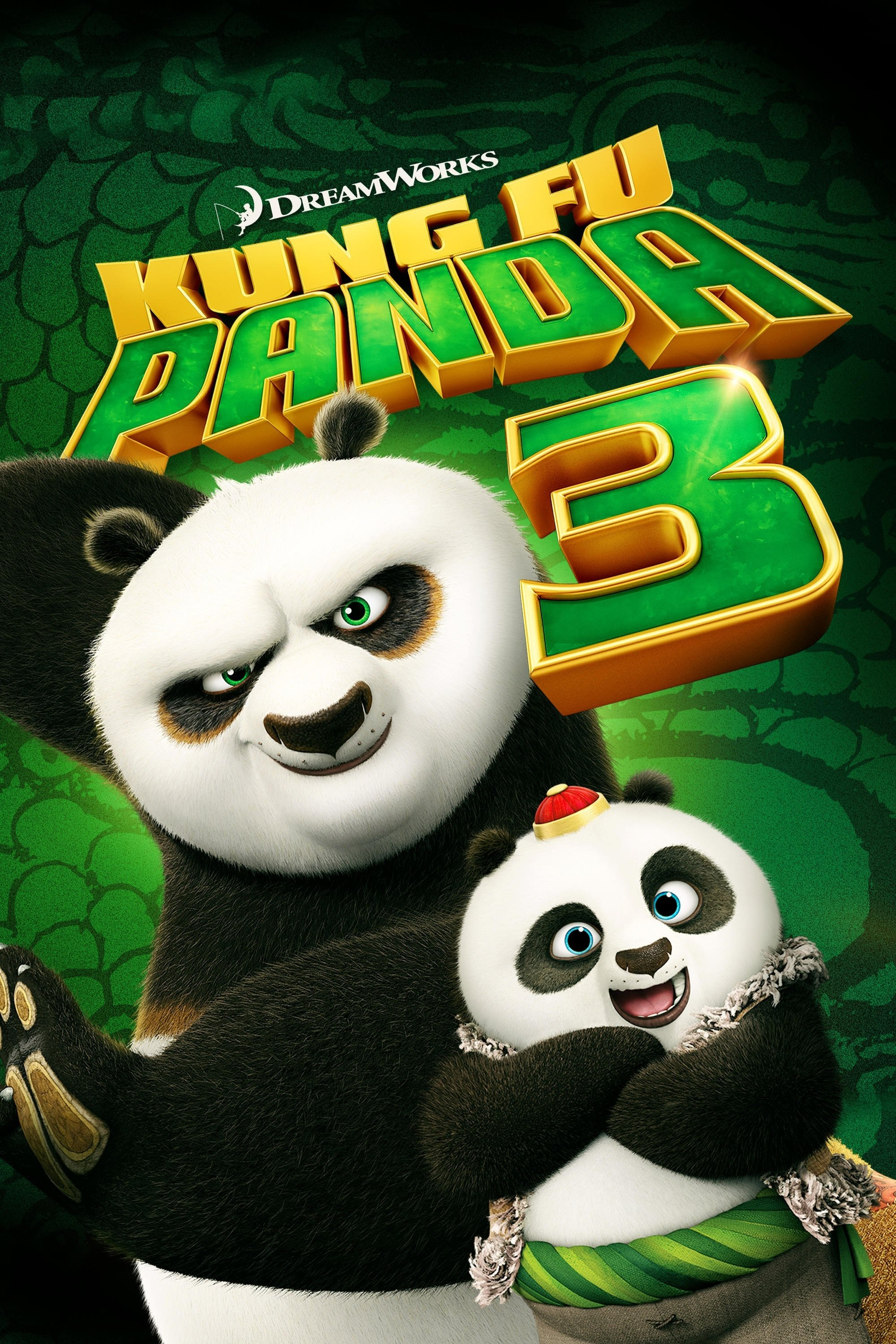 Kung Fu Panda 3 2016 1080p BRRip x264 AAC – ETRG 1.4Gb