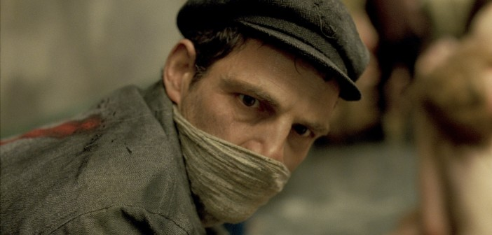 "Image from the movie ""Son of Saul"""