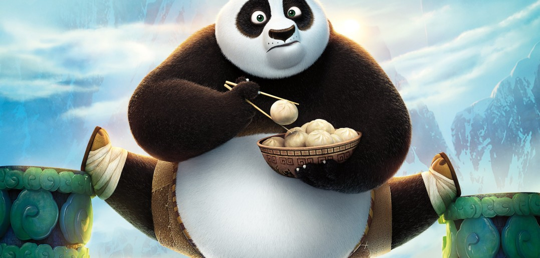 """Image from the movie """"Kung Fu Panda 3"""""""