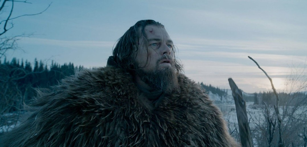 """Image from the movie """"The Revenant"""""""