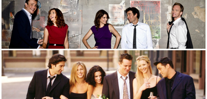 Friends Or How I Met Your Mother Yahoo : How traditional roles may have kept friends and i