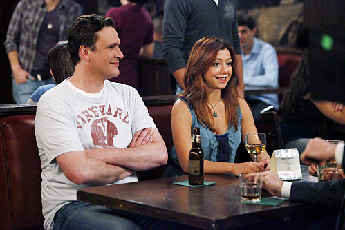 himym lily and marshall