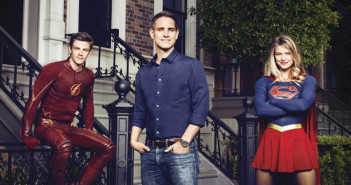 the flash supergirl greg berlanti