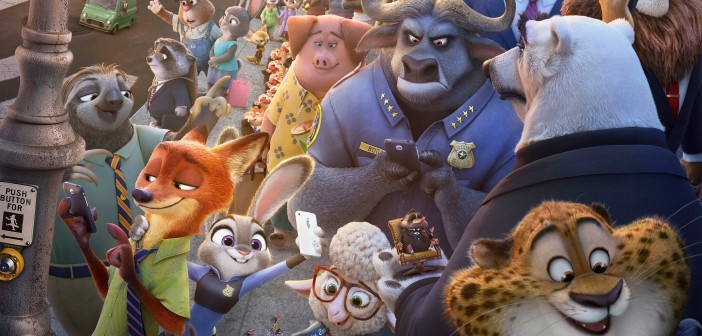 """Image from the movie """"Zootopia"""""""