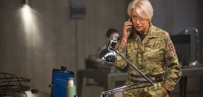"""Image from the movie """"Eye in the Sky"""""""