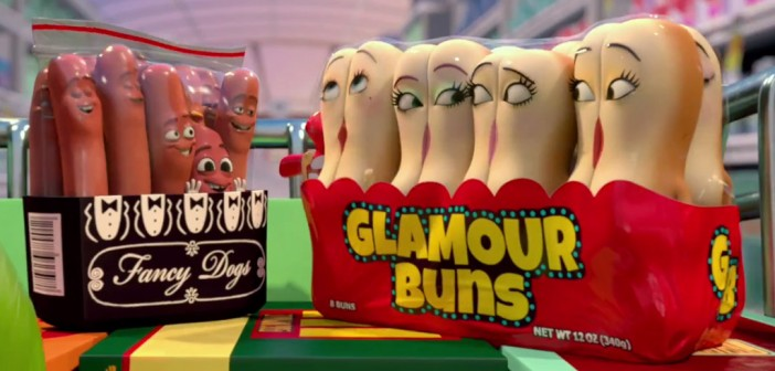 Image result for sausage party movie images