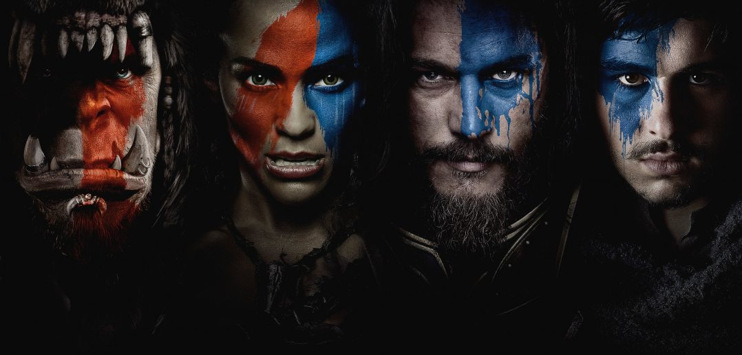 """Image from the movie """"Warcraft"""""""
