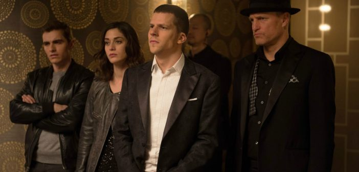 "Image from the movie ""Now You See Me 2"""