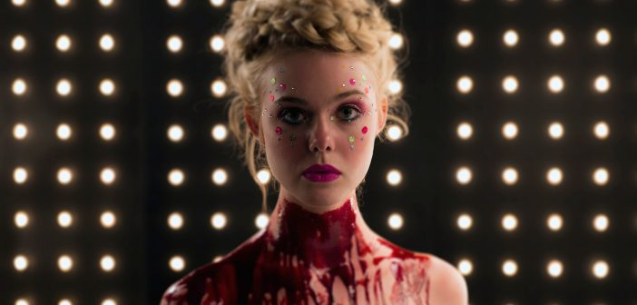 "Image from the movie ""The Neon Demon"""