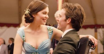 "Image from the movie ""Me Before You"""