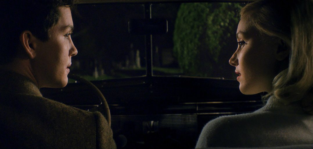 """Image from the movie """"Indignation"""""""