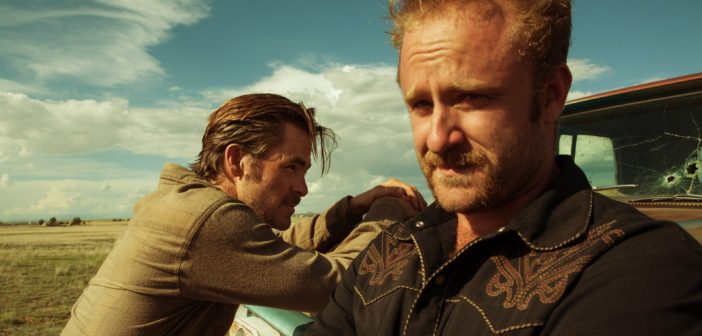 Review: 'Hell or High Water', Starring Jeff Bridges, Chris Pine, and Ben Foster