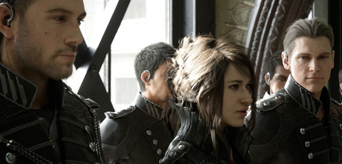 Review: 'Kingsglaive: Final Fantasy XV' – From Video Game Console to Film