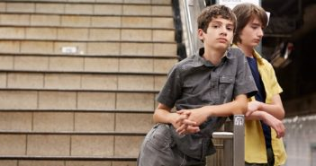 """Image from the movie """"Little Men"""""""