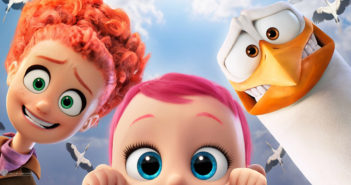 """Image from the movie """"Storks"""""""