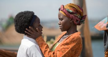"""Image from the movie """"Queen of Katwe"""""""