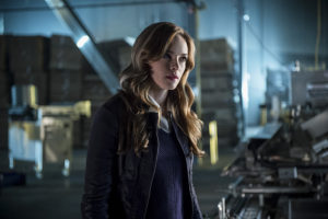 "The Flash -- ""Killer Frost"" -- Image FLA307b_0086b.jpg -- Pictured: Danielle Panabaker as Caitlin Snow/Killer Frost -- Photo: Diyah Pera/The CW -- © 2016 The CW Network, LLC. All rights reserved."