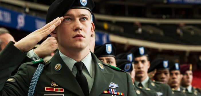 """Image from the movie """"Billy Lynn's Long Halftime Walk"""""""