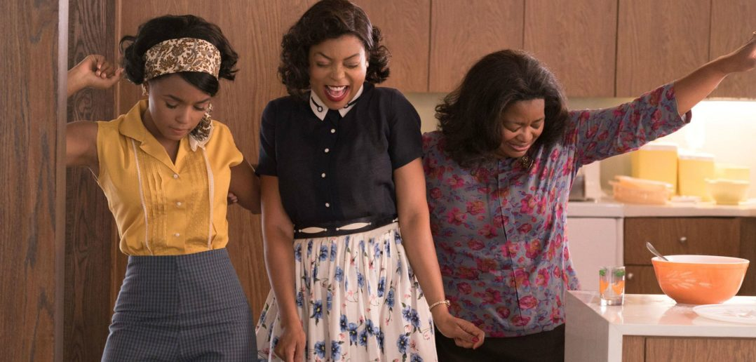 """Image from the movie """"Hidden Figures"""""""