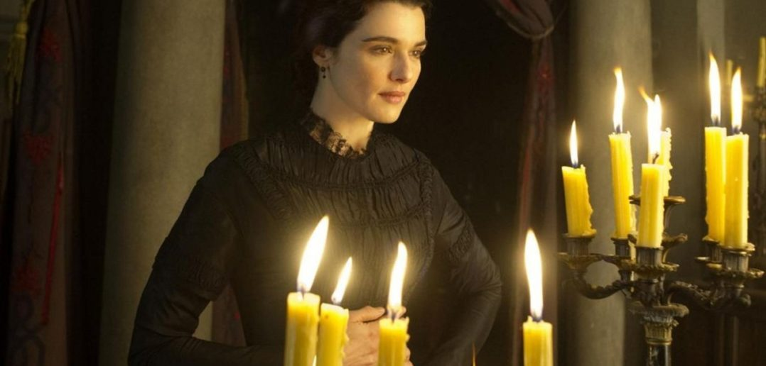 "Image from the movie ""My Cousin Rachel"""