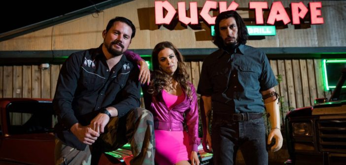"Image from the movie ""Logan Lucky"""