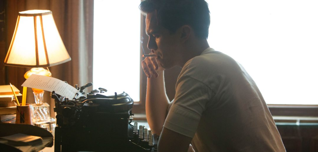 "Image from the movie ""Rebel in the Rye"""