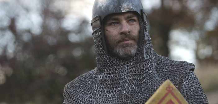 'Outlaw King' Movie Review: A Mediocre War Epic