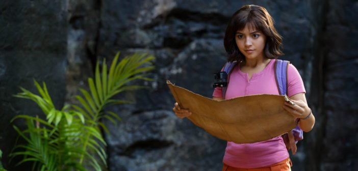 'Dora and the Lost City of Gold' Review: Good-natured Fun for the Whole Family